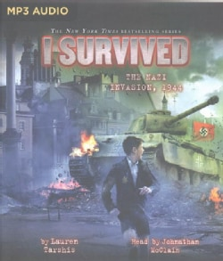 I Survived the Nazi Invasion 1944 (CD-Audio)