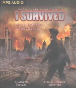 I Survived the San Francisco Earthquake, 1906 (CD-Audio)