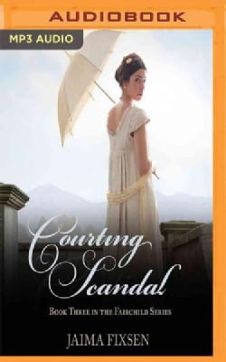Courting Scandal (CD-Audio)