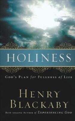 Holiness: God's Plan for Fullness of Life (CD-Audio)