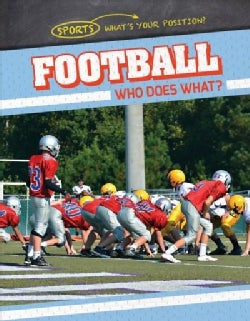 Football: Who Does What? (Paperback)