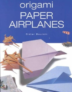 Origami Paper Airplanes (Paperback)