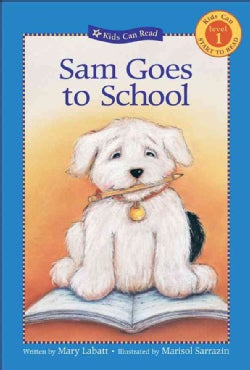 Sam Goes to School (Paperback)