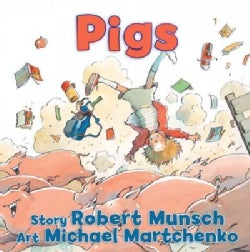 Pigs (Board book)