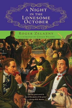 A Night in the Lonesome October (Paperback)