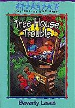 Tree House Trouble (Paperback)