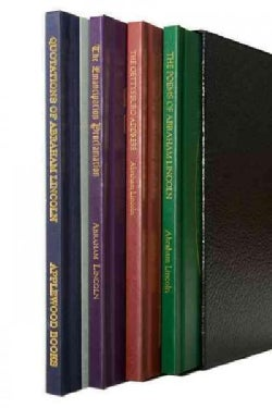 Abraham Lincoln Boxed Set (Hardcover)