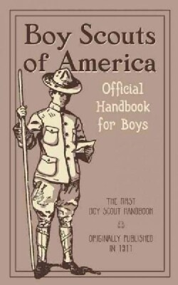Official Handbook for Boys: The Official Handbook for Boys (Paperback)