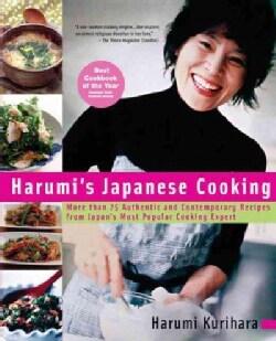 Harumi's Japanese Cooking (Hardcover)