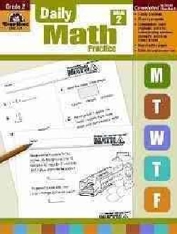 Daily Math Practice Grade 2 (Paperback)