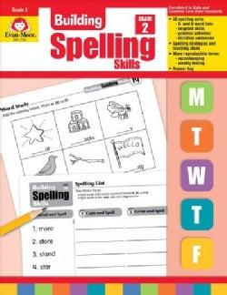 Building Spelling Skills: Grade 2 (Paperback)
