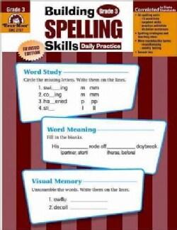 Building Spelling Skills: Grade 3 (Paperback)