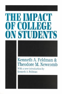 The Impact of College on Students (Paperback)