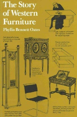 The Story of Western Furniture (Paperback)