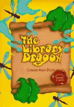Library Dragon, the (Hardcover)