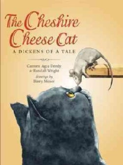Cheshire Cheese Cat, the: A Dickens of a Tale (Paperback)