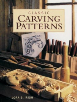 Classic Carving Patterns (Paperback)