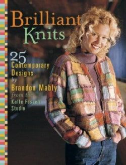 Brilliant Knits: 25 Contemporary Designs (Hardcover)