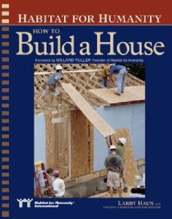Habitat for Humanity: How to Build a House (Paperback)