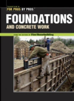 Foundations and Concrete Work (Paperback)