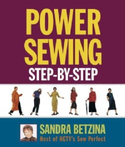 Power Sewing Step-By-Step (Paperback)