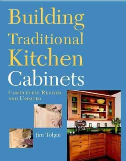 Building Traditional Kitchen Cabinets (Paperback)