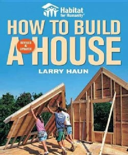 Habitat for Humanity How to Build a House (Paperback)