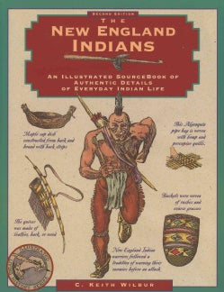 The New England Indians (Paperback)