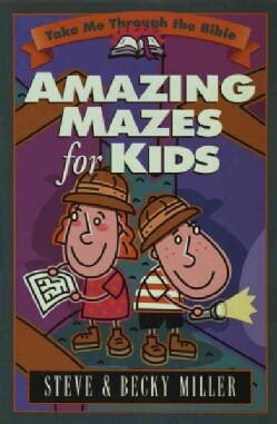 Amazing Mazes for Kids (Paperback)