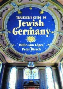 Travel Guide to Jewish Germany (Paperback)