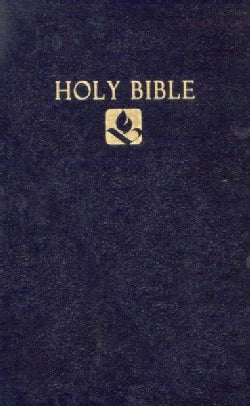 Holy Bible: New Revised Standard Version, Black (Hardcover)