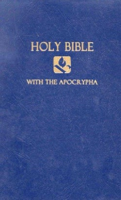 Holy Bible: New Revised Standard Version Blue (Hardcover)