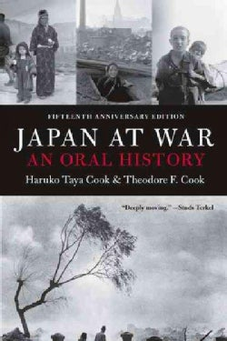 Japan at War: An Oral History (Paperback)