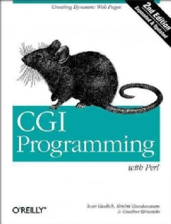 Cgi Programming With Perl (Paperback)