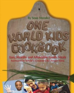 One World Kids Cookbook (Hardcover)