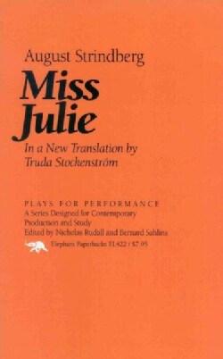 Miss Julie (Paperback)
