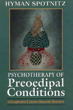 Psychotherapy of Preoedipal Conditions: Schizophrenia and Sever Character Disorders (Paperback)