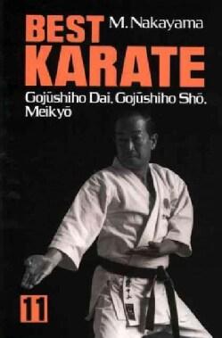 Best Karate: Gojushiho Dai, Gojushiho Sho, Meikyo (Paperback)