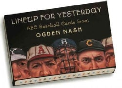 Lineup for Yesterday: ABC Baseball Cards (Cards)