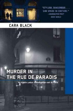 Murder in the Rue de Paradis (Paperback)