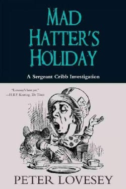 Mad Hatter's Holiday (Paperback)