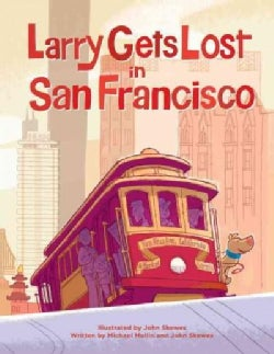 Larry Gets Lost in San Francisco (Hardcover)