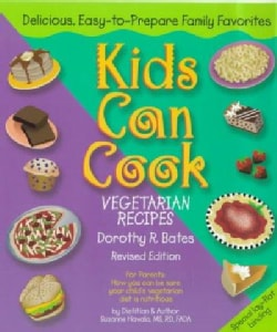 Kids Can Cook: Vegetarian Recipes (Paperback)