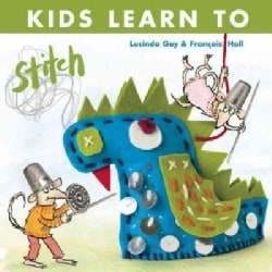 Kids Learn to Stitch (Paperback)