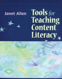 Tools for Teaching Content Literacy (Paperback)
