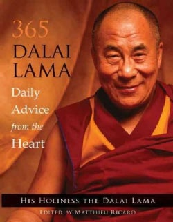 365 Dalai Lama: Daily Advice from the Heart (Paperback)