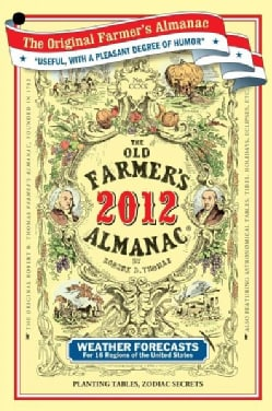 The Old Farmer's Almanac 2012 (Hardcover)