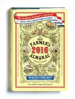 The Old Farmer's Almanac 2016 (Hardcover)