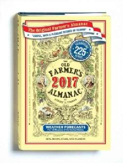 The Old Farmer's Almanac 2017 (Hardcover)