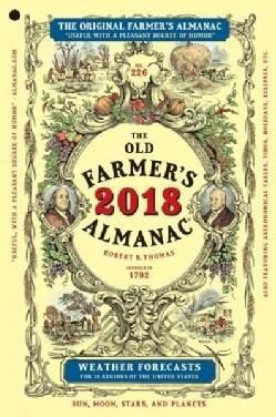 The Old Farmer's Almanac 2018: Trade Edition (Paperback)